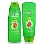 Free Garnier Fructis Fall Fight Shampoo &amp; Conditioner